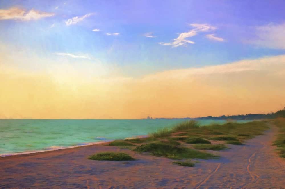 Apartamento em Condomínio Fechado (Beach Way East) - Praia