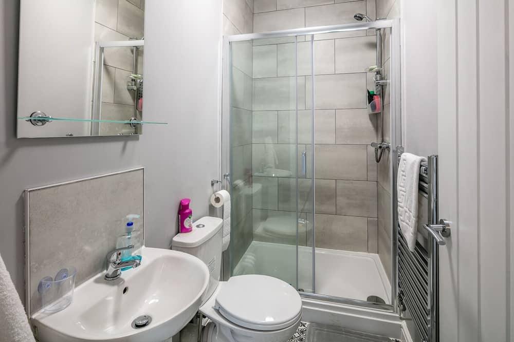 Casa familiar, con acceso para silla de ruedas, baño privado - Baño