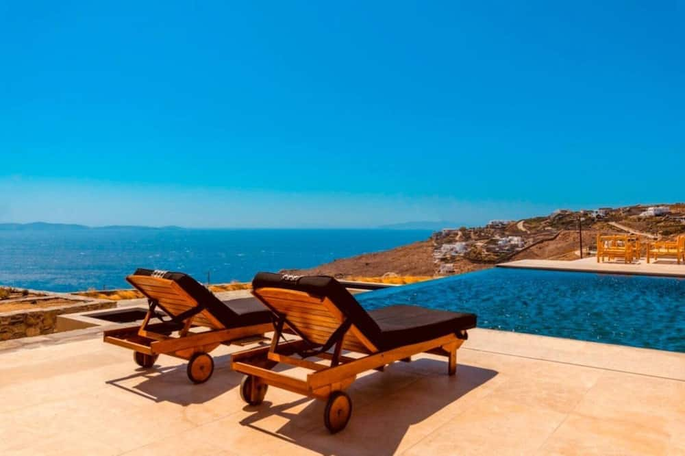 別墅, 多張床 - 游泳池
