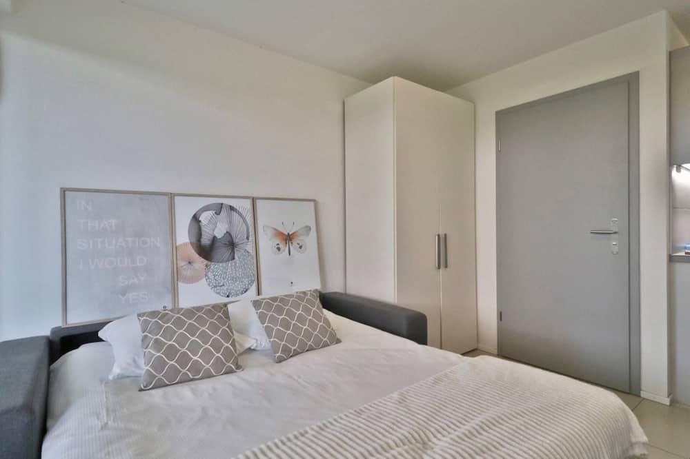 Studio typu Basic, dvojlůžko (180 cm) - Pokoj