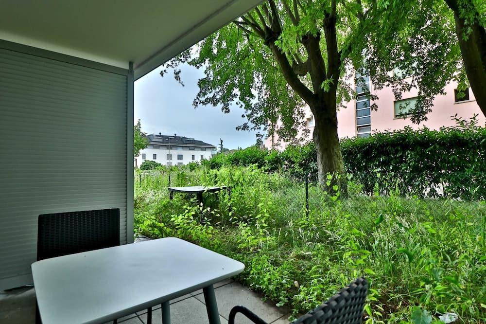 Studio typu Basic, dvojlůžko (180 cm) - Balkón