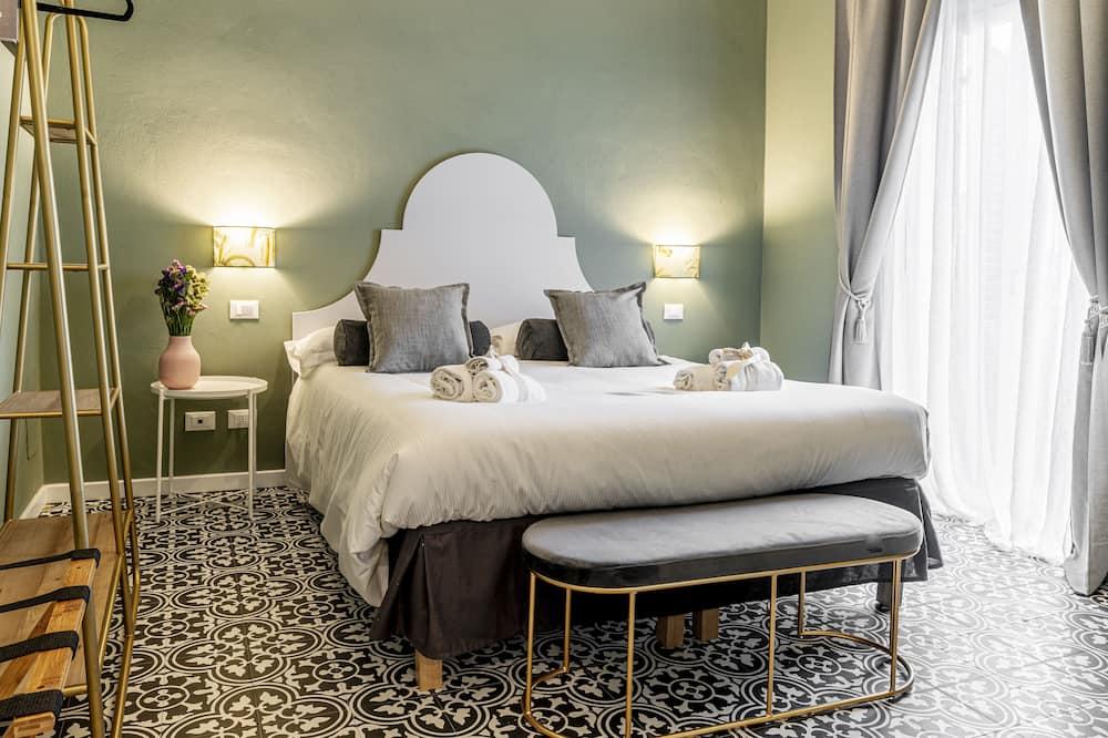 Deluxe Double Room (1 - Delle Mura) - Bathroom