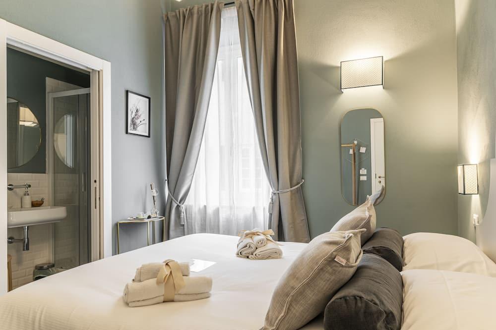 City Double Room (3 - Della Spina) - Guest Room