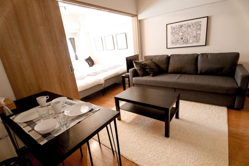City Apartment, Non Smoking (203) - Living Area