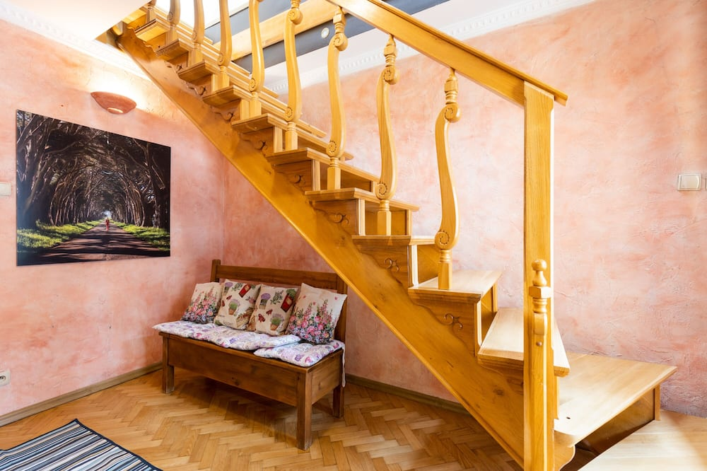 Apartament typu Grand - Salon