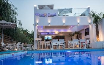 Foto del Kastro Beach Apartments en Malia