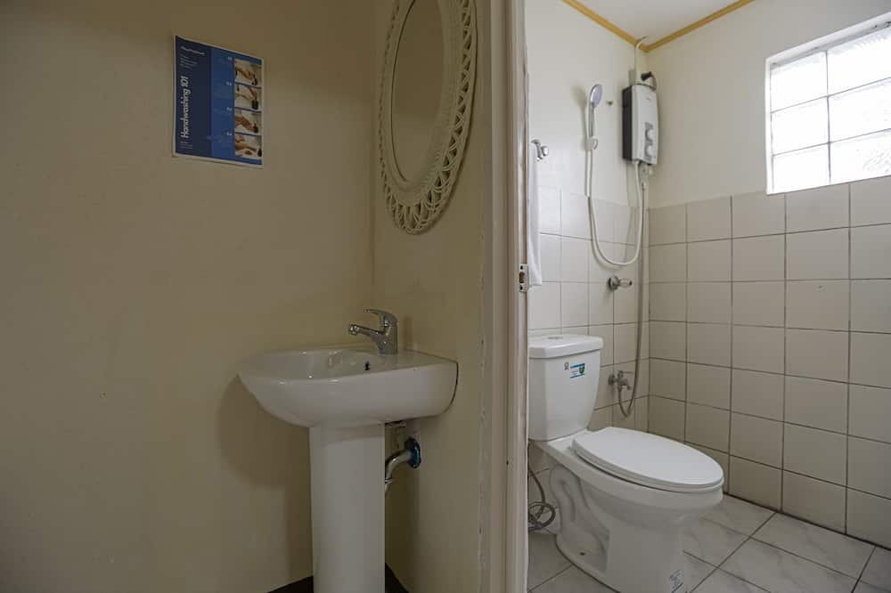 Deluxe dvokrevetna soba - Kupaonica