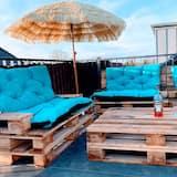 Luxury Apartment, Garden View - Terrace/Patio
