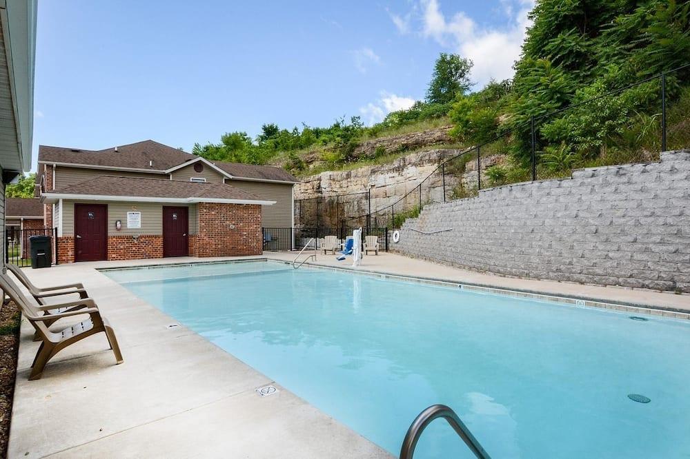 Lägenhet - 3 sovrum - Pool