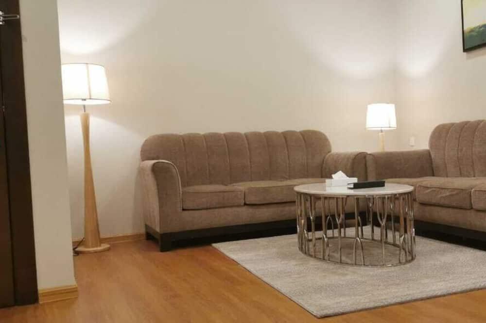 Panoramic Apartment - Living Area