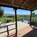 Rekreační domek, více lůžek - Balkón