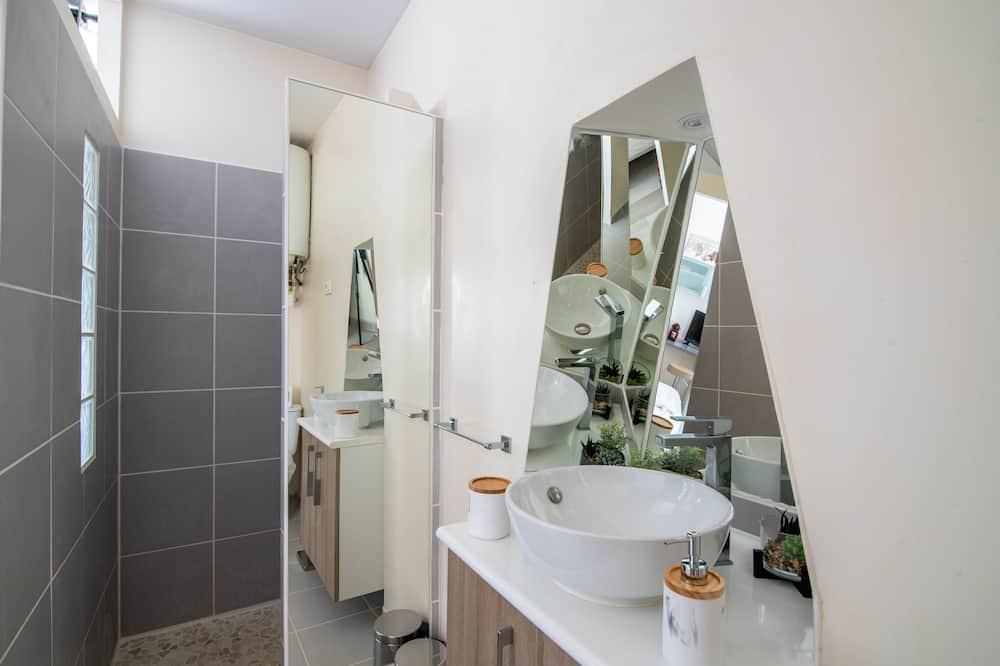 Superior-huoneisto, Oma kylpyhuone - Kylpyhuone