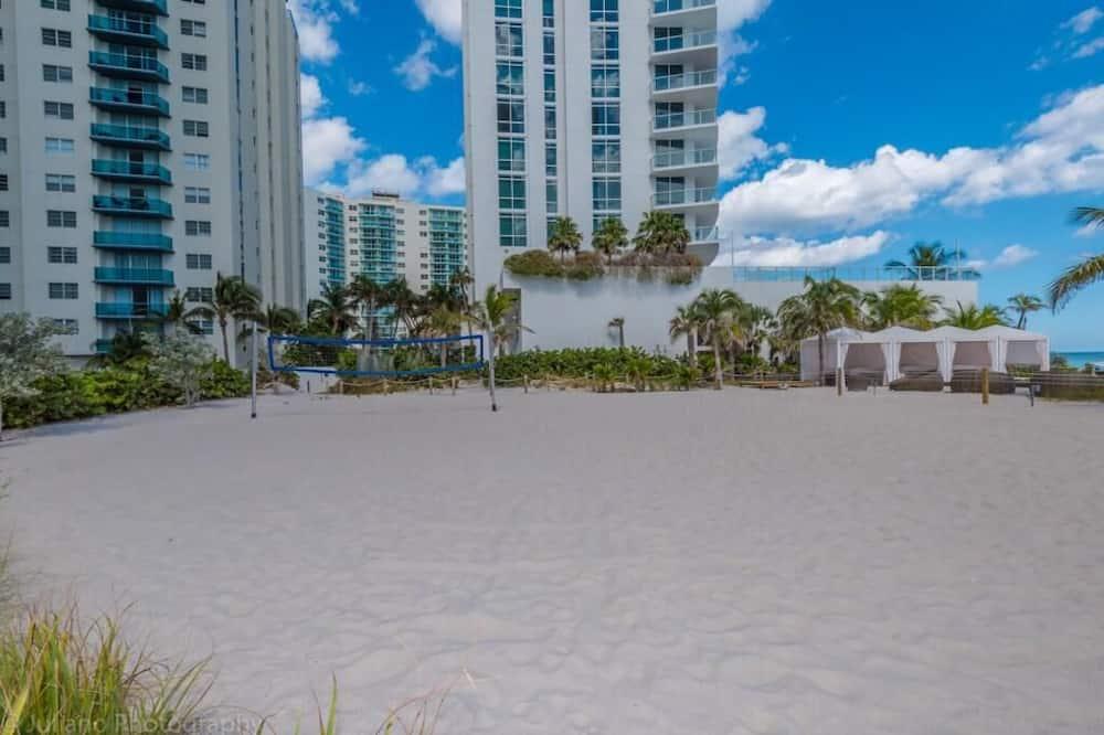 公寓客房, 1 間臥室 - 海灘