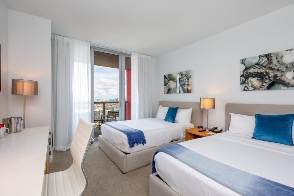 Private Ocean Luxury Studio S At Beachwalk Resort 0 Bedroom Condo