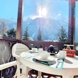 Traditional Apartment, Mountain View - Pemandangan Balkoni