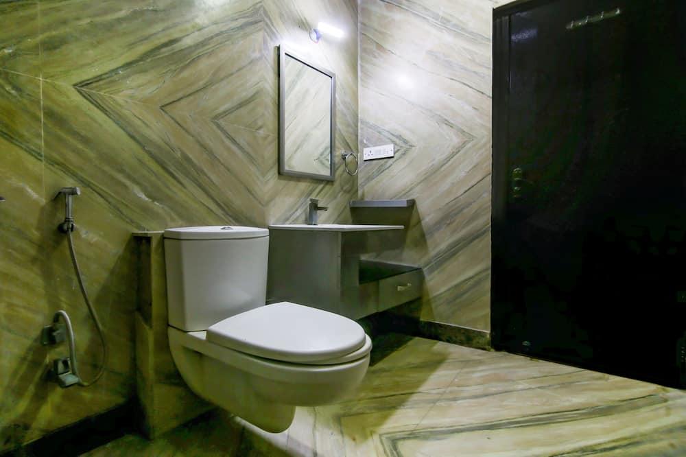 Deluxe-Doppelzimmer - Badezimmer