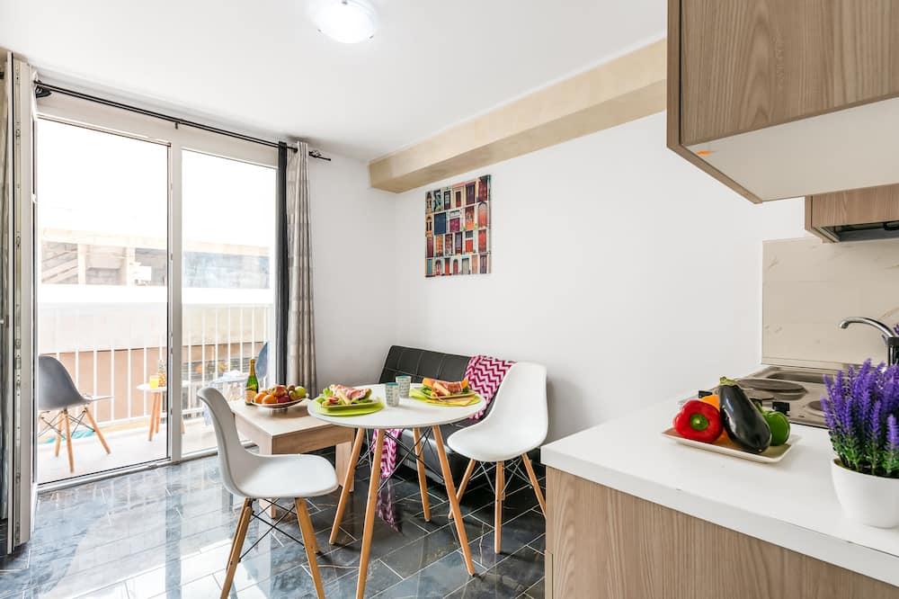 Apartemen Eksklusif, 2 kamar tidur - Area Keluarga