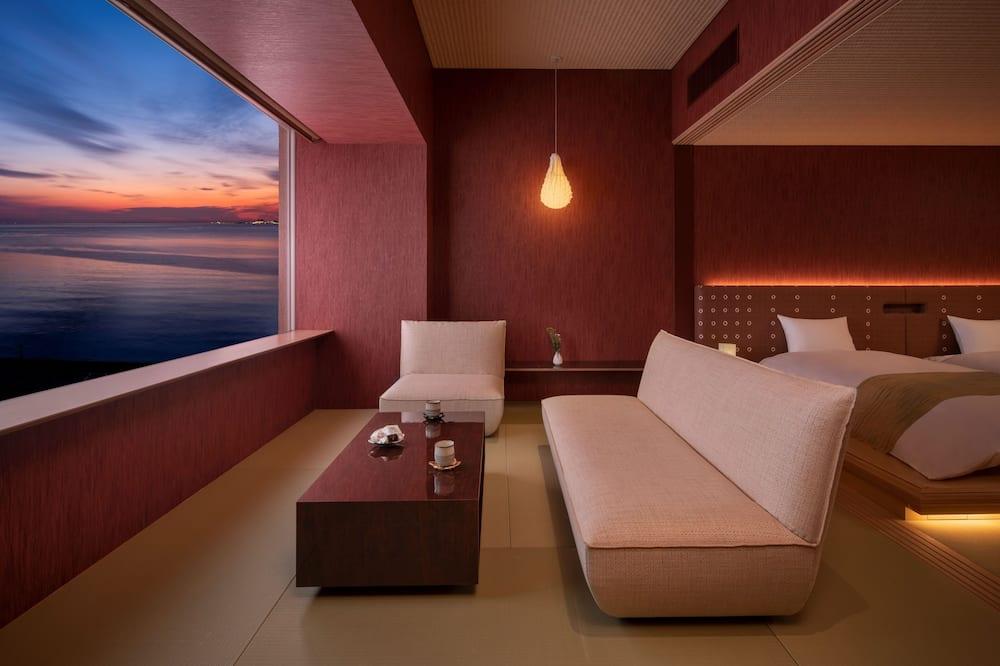Traditional tuba, suitsetamine keelatud (Japanese-style, TA3) - Lõõgastumisala