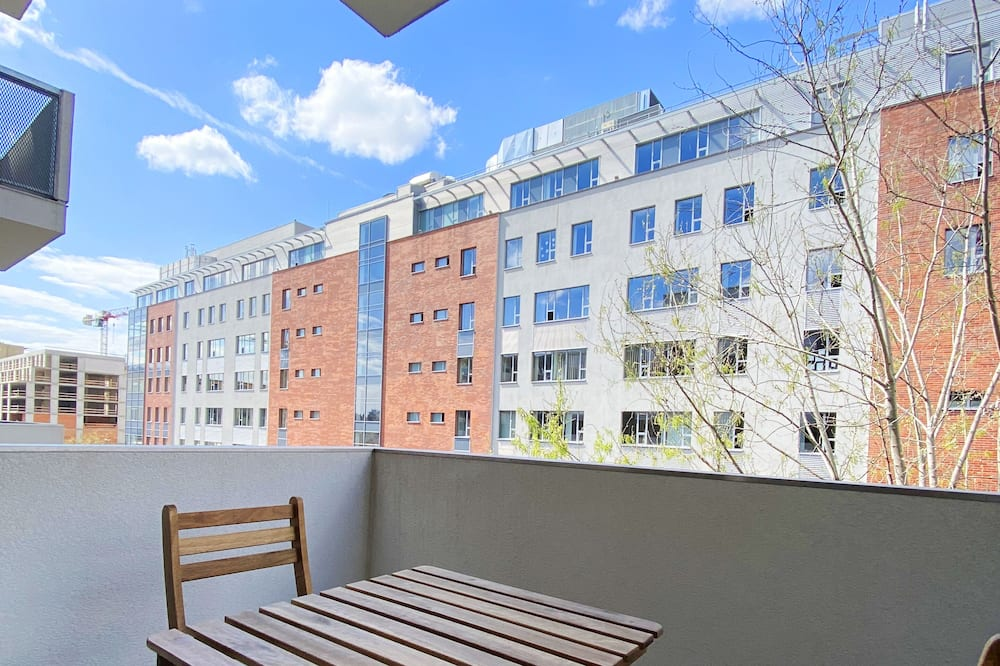 Apartament, 1 sypialnia - Balkon