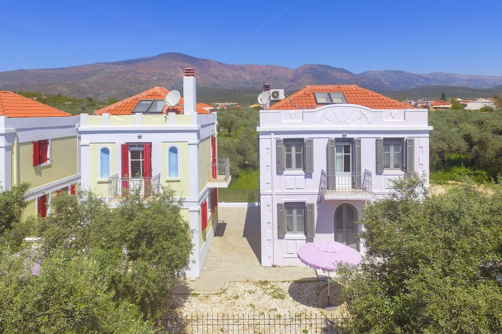 Villa Thalia Thassos Island Limenaria Greece