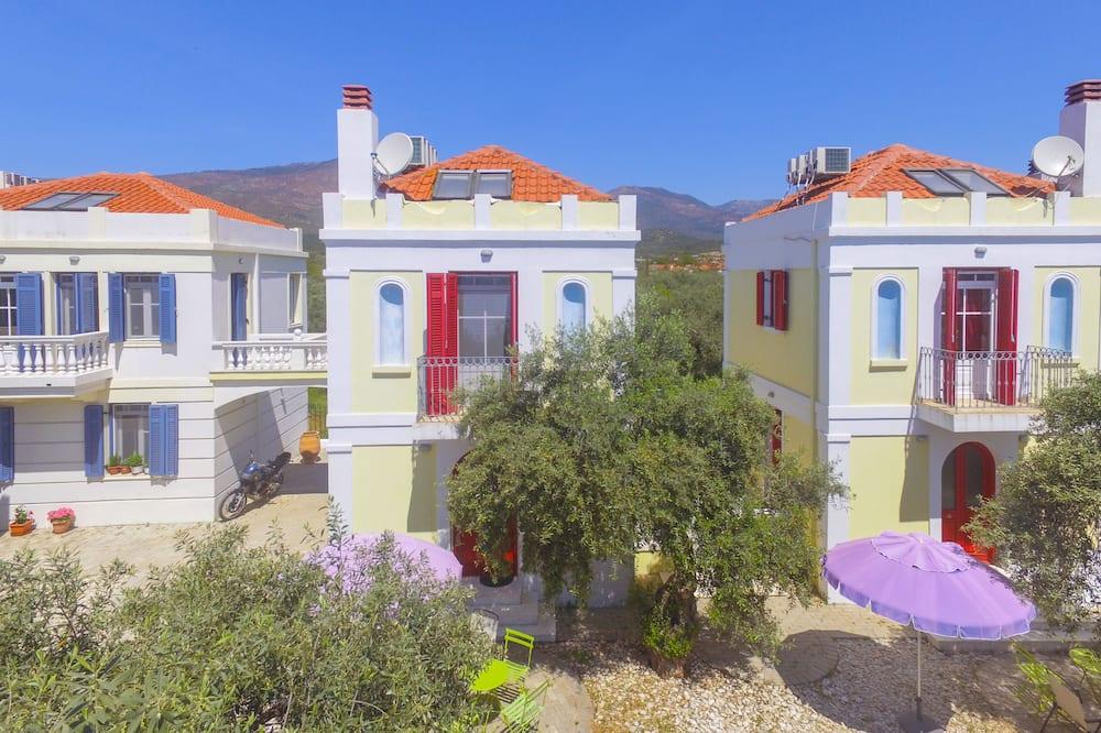 Villa Clio Thassos Island Limenaria Greece