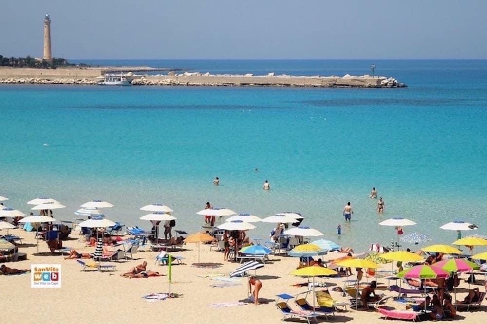 Casa Mario San Vito Lo Capo - You Will be Able to Enjoy a Small Swimming Pool