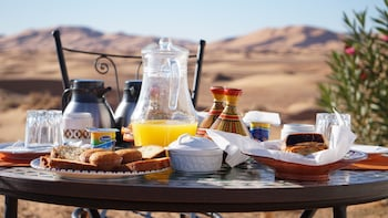 Picture of Sleeping in a Tent in Merzouga Desert in Taouz