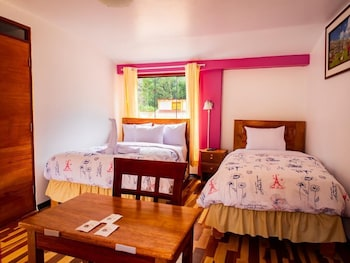 Picture of Hotel With Mountain Views With two Terraces - Triple Room 2 in Ollantaytambo