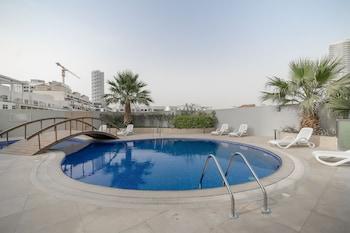 Obrázek hotelu Hi Guests Vacation Homes - Oudah Tower ve městě Dubaj