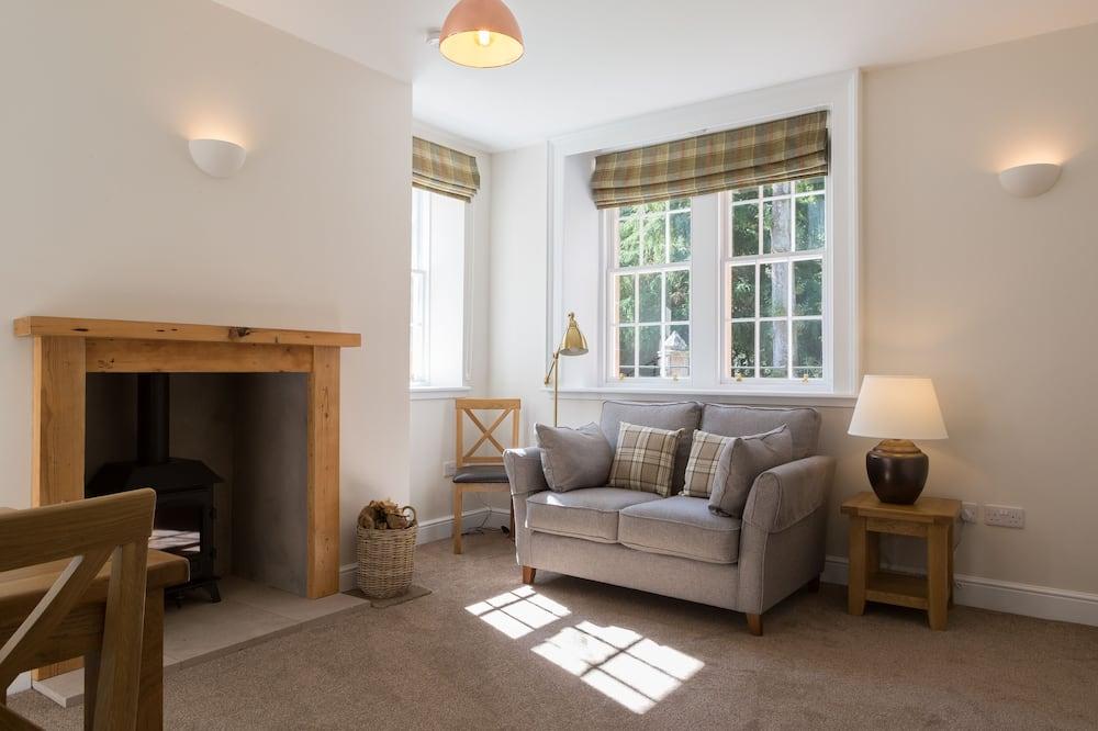 Romantic-talo (2 Bedrooms) - Olohuone