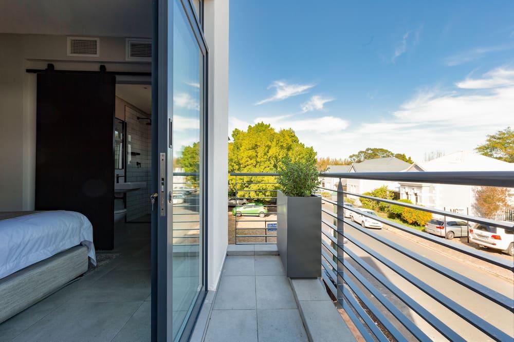 Standard-Doppelzimmer - Terrasse/Patio