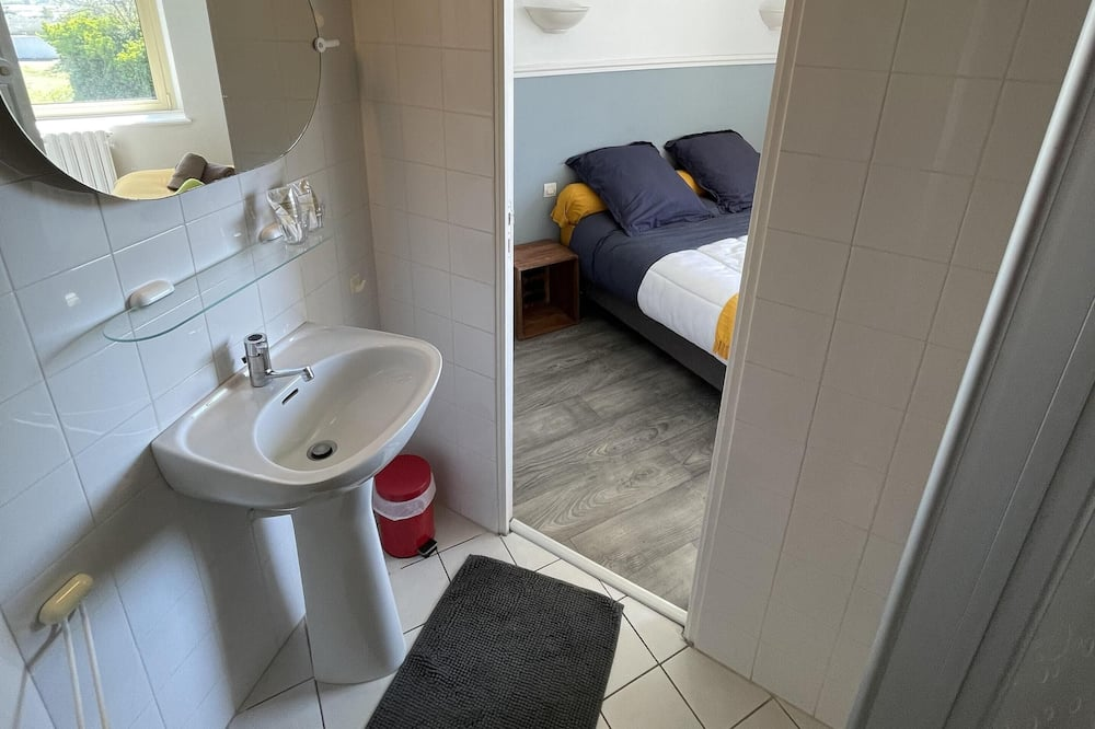 Superior Tek Büyük Yataklı Oda, Banyolu/Duşlu - Banyo