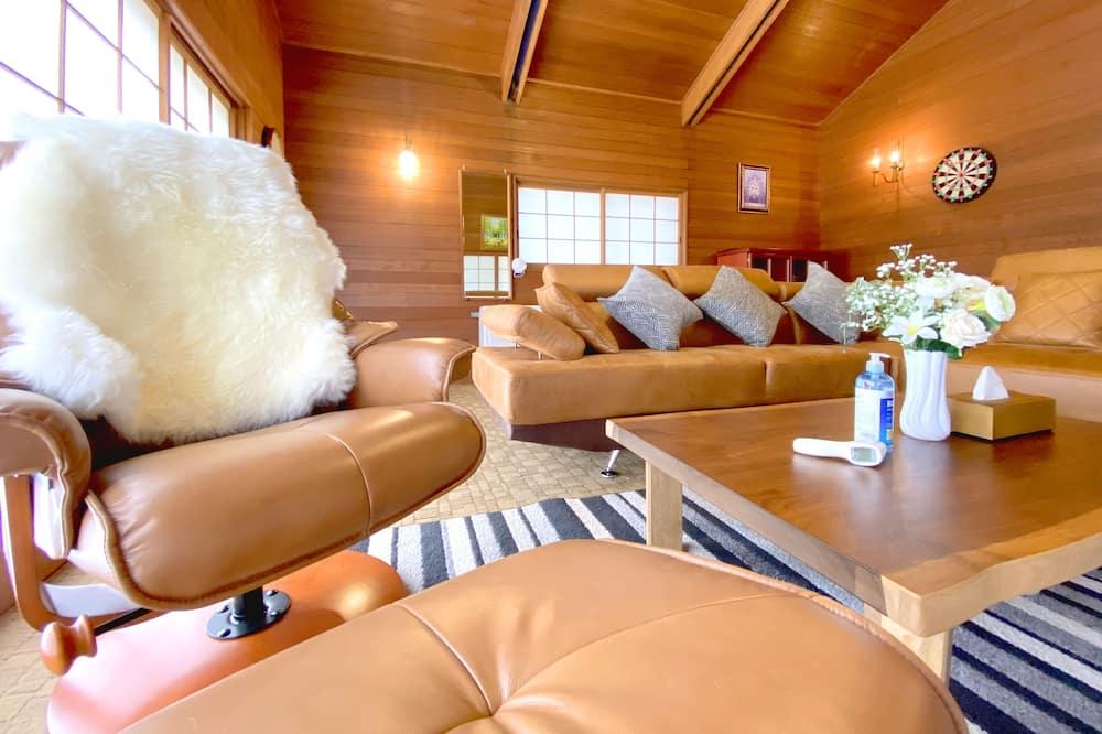 Dom, dla niepalących (Private vacation home (Youan) w/ BBQ) - Salon