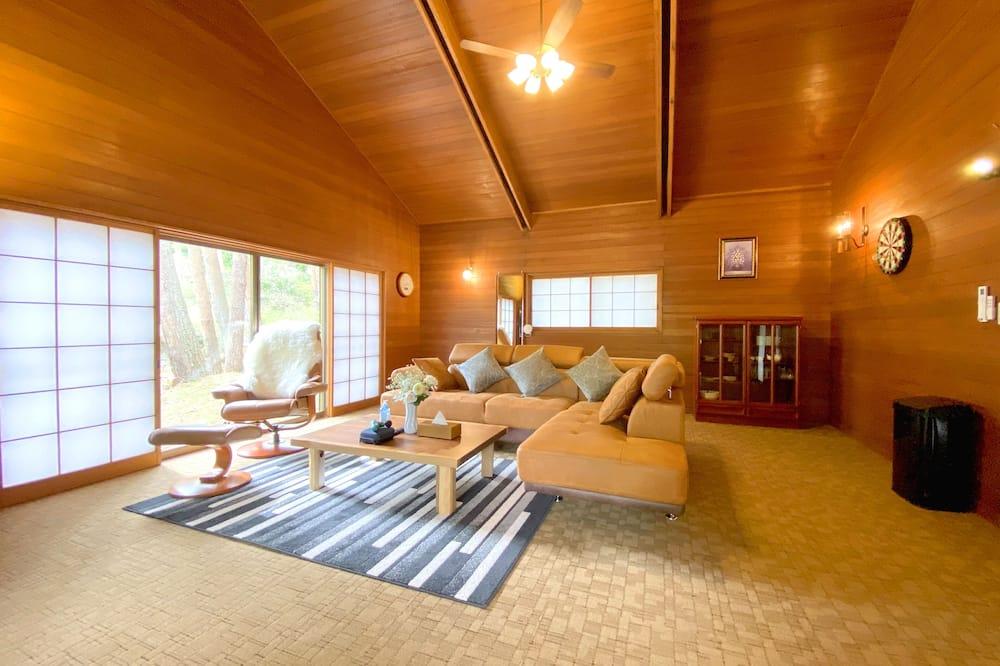 Dom, dla niepalących (Private vacation home (Youan) w/ BBQ) - Powierzchnia mieszkalna