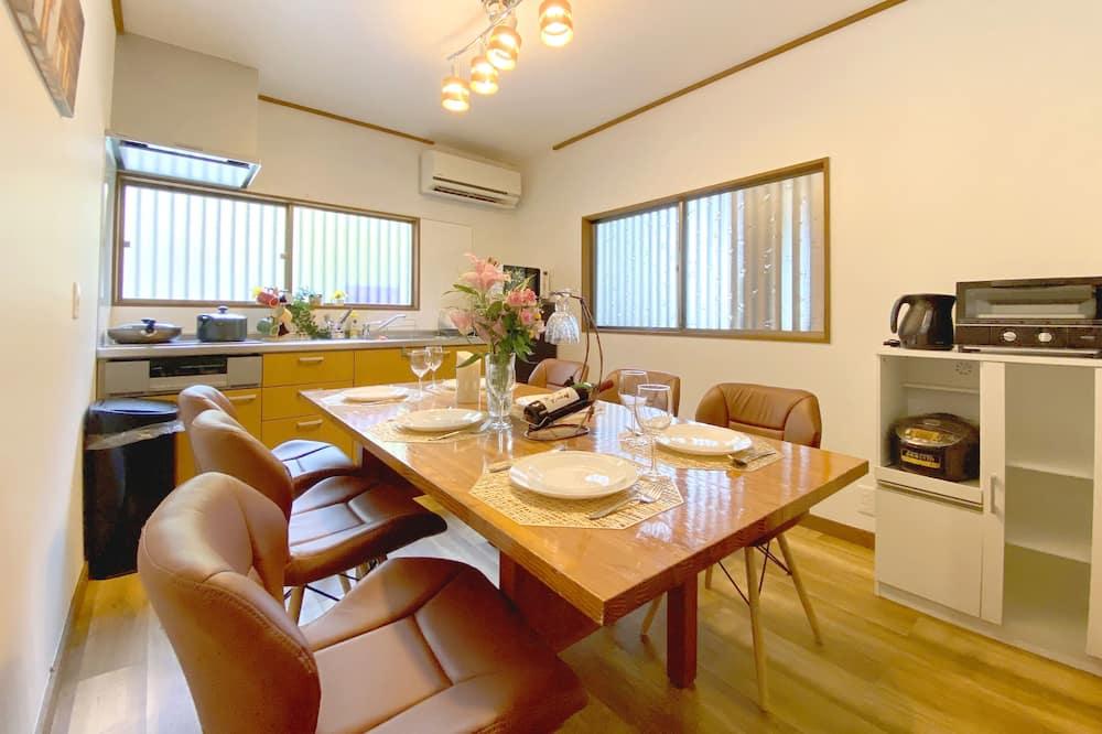 Dom, dla niepalących (Private vacation home (Youan) w/ BBQ) - Wyżywienie w pokoju