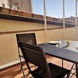 Basic Apartment, 1 Double Bed - Balcony