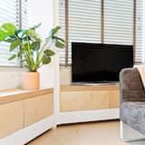 Basic Apartment, 1 Katil Kelamin (Double) - Bilik Rehat