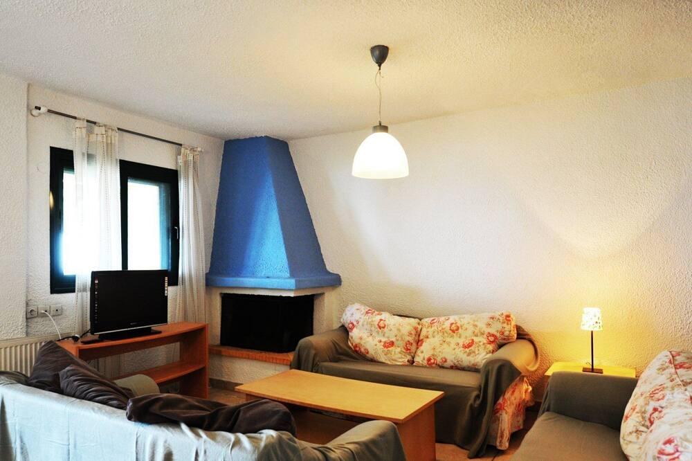 Duplex, 4 sypialnie, widok na plażę - Powierzchnia mieszkalna