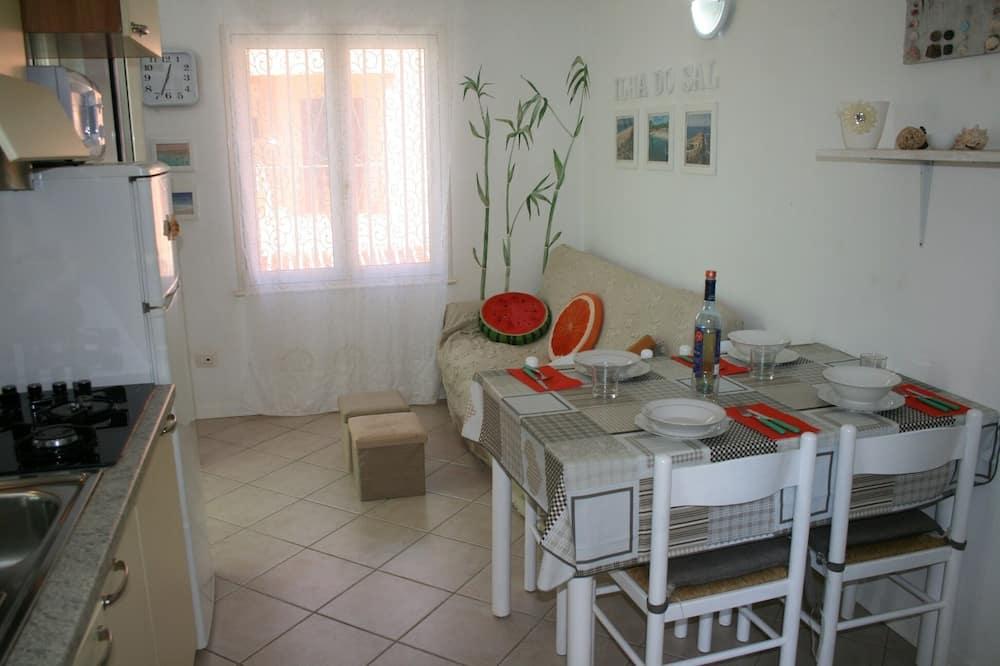 Departamento básico - Sala de estar