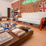 Апартаменти, 1 спальня - Номер
