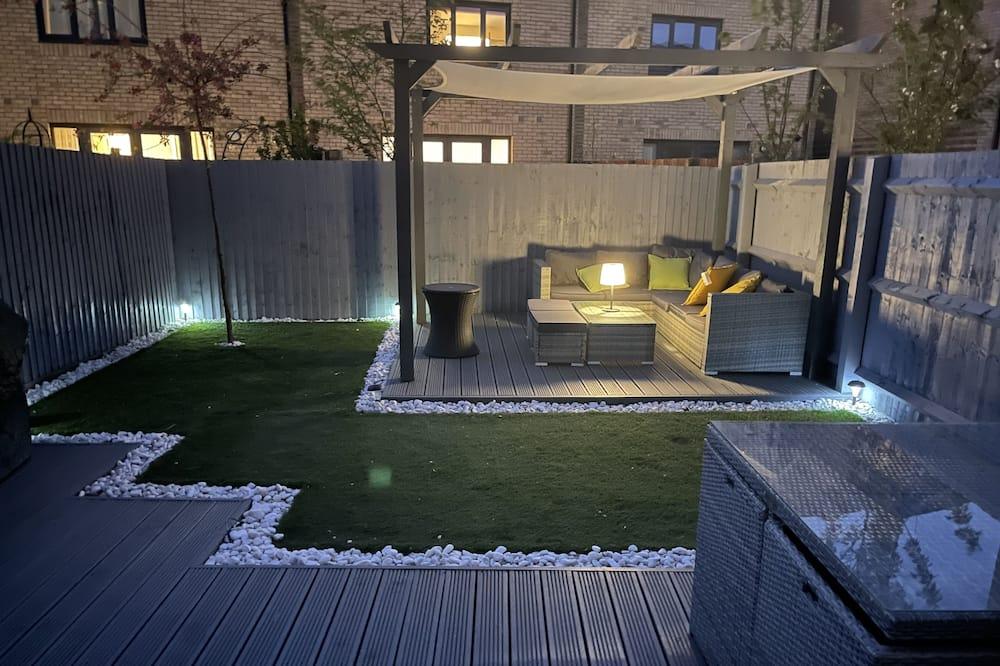 Kuća, 2 queen size kreveta - Vrt