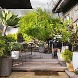 Klasiska māja - Terase/iekšējais pagalms