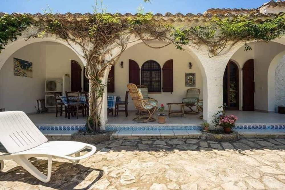 Villa, Varias camas - Balcón