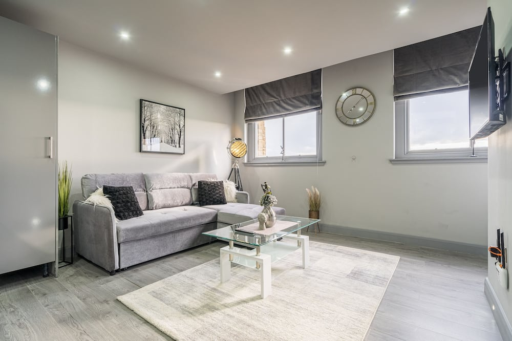 شقة سوبيريور - تجهيزات لذوي الاحتياجات الخاصة - بحمام خاص (One bedroom with bath) - الصورة الأساسية