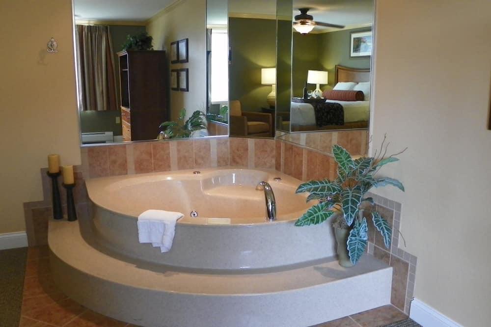 公寓客房 (PB Jul 30th-Aug 6th, 2Win, Lincoln) - 浴室