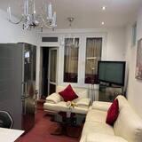 Апартаменти, багатомісний номер - Вітальня