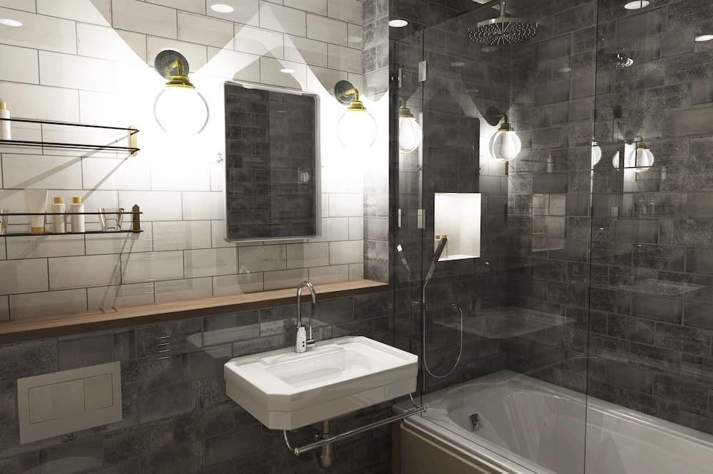 Dvojlôžková izba typu Signature - Kúpeľňa