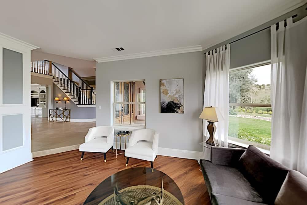 Villa, 4Schlafzimmer - Wohnzimmer