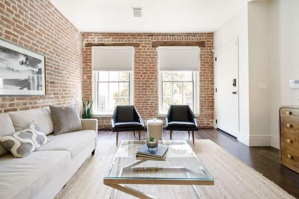 Apartament (Gravier 301/302 · Lagniappe Lodge) - Salon