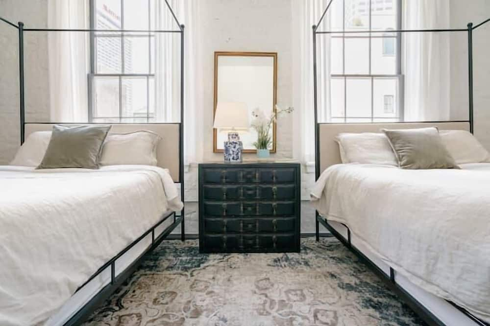 דירה (Gravier 302 · Sleek, Modern Apartmen) - חדר אורחים